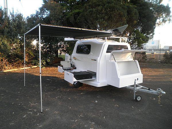 Popular Ecombo 4x4 Camper Trailer  The Ultimate 4x4 Camping Trailer For
