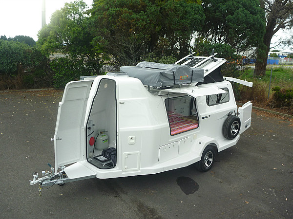 Camper Trailer 430 Stopover - Work and Play NZ Ltd