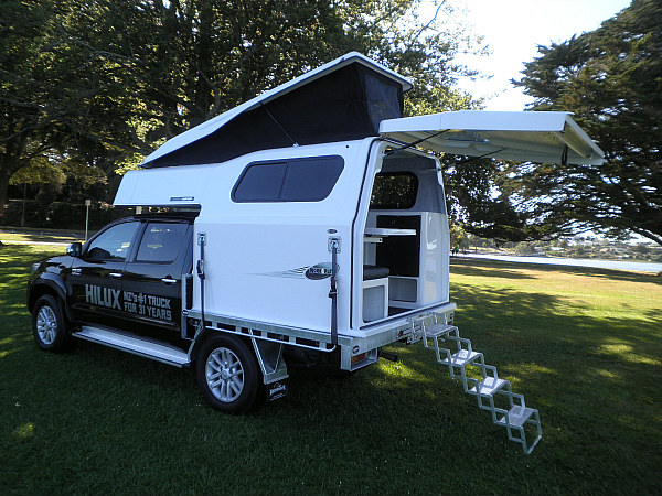 Innovative Camping Trailer  Tent NZ Made Camping Trailer With Tent Austrack