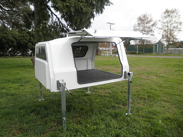 & Trailer Ute Canopy - Work and Play NZ Ltd