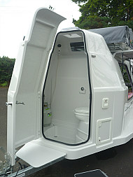 12 Volt Fridge >> Camper Trailer 430 Stopover - Work and Play NZ Ltd